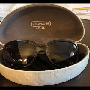 Coach S3002 Brown Gradient sunglasses